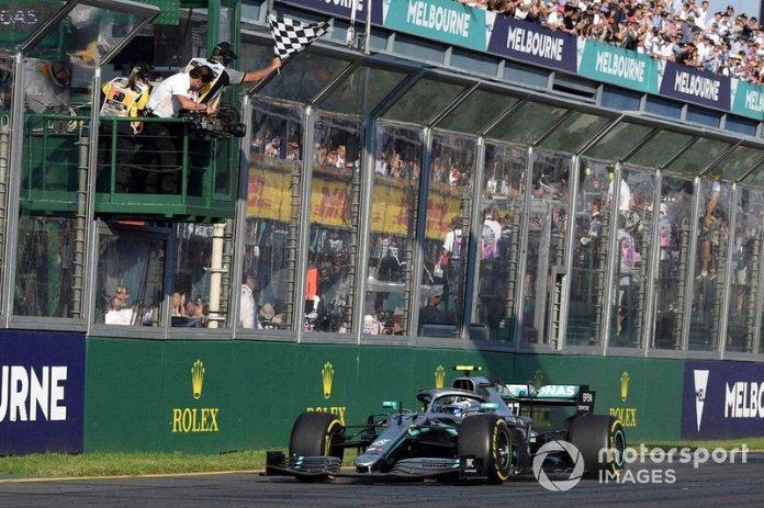 GP de Australia, Valtteri Bottas, Mercedes