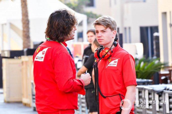 Robert Shwartzman, campeón de F3 y junior de Ferrari