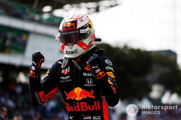 GP de Brasil, Max Verstappen, Red Bull