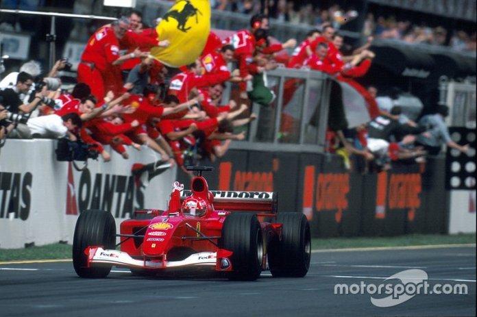 2001 Gran Premio de Australia