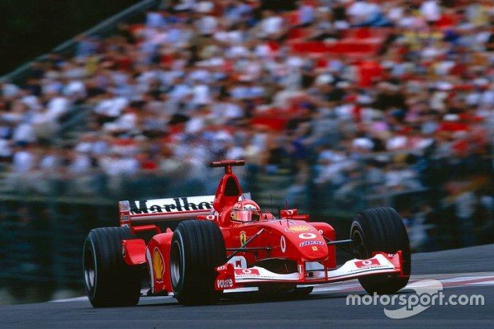 2002 Gran Premio de Bélgica