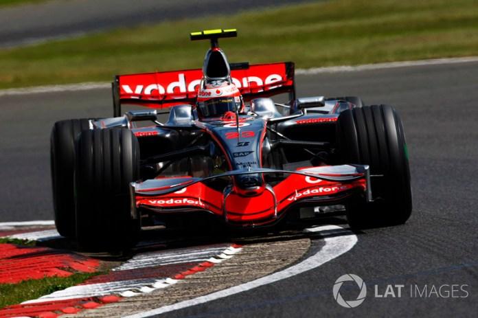 91: Heikki Kovalainen, McLaren MP4-23
