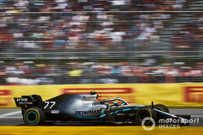 *Valtteri Bottas, GP de Canadá (Nuevo Récord)
