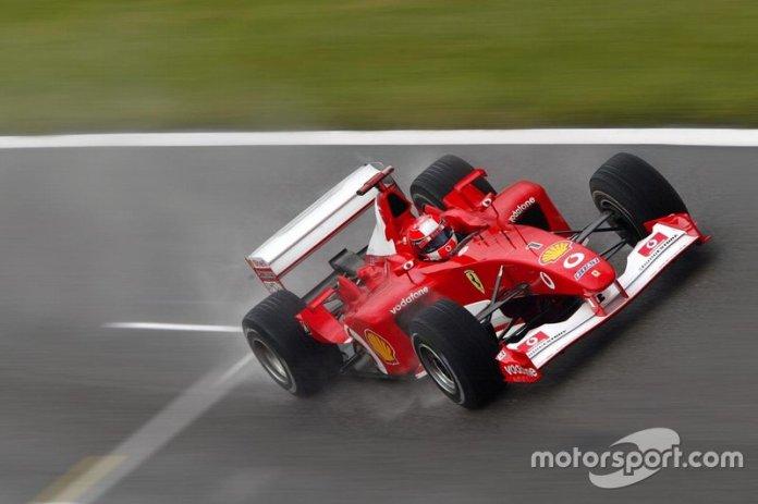 2002 Gran Premio de Gran Bretaña