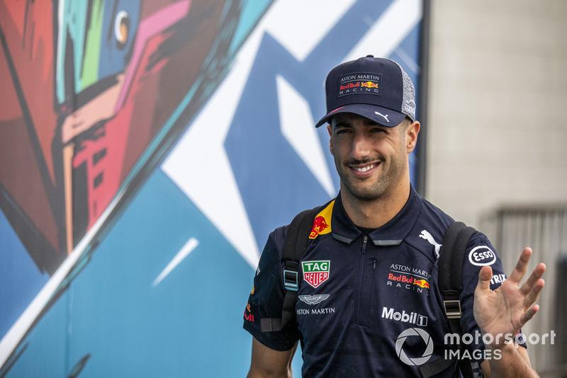 Daniel Ricciardo, Renault  F1 2019 driver and team line-ups daniel ricciardo red bull rac 1