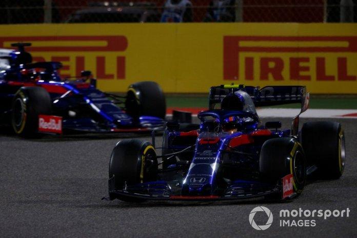 Scuderia Toro Rosso pasará a llamarse Alpha Tauri en 2020