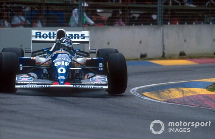 Williams FW16B (1994)