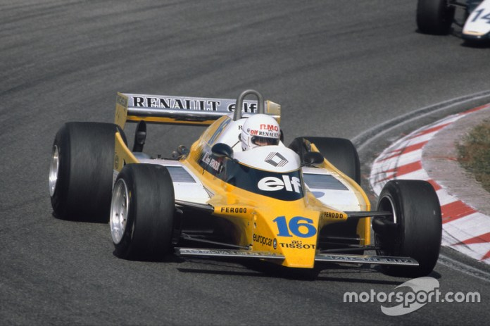 1980: Renault RE20