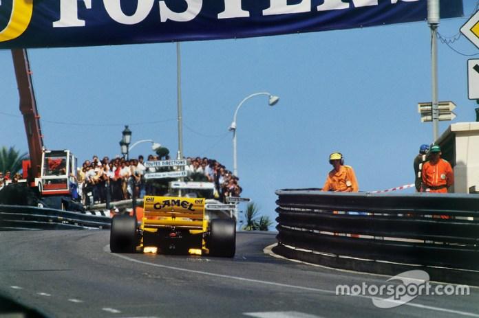 1987 GP de Mónaco