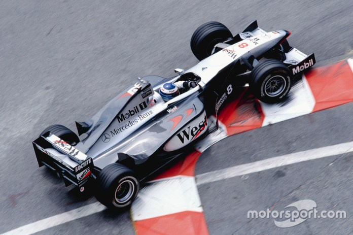 Mika Hakkinen, McLaren MP4/13 Mercedes (1998)