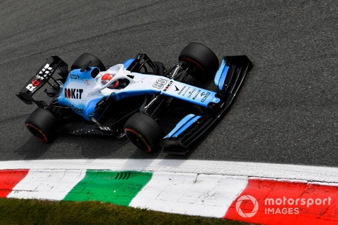2019 (George Russell, Williams-Mercedes FW42)