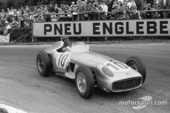 6 GP de Bélgica 1955