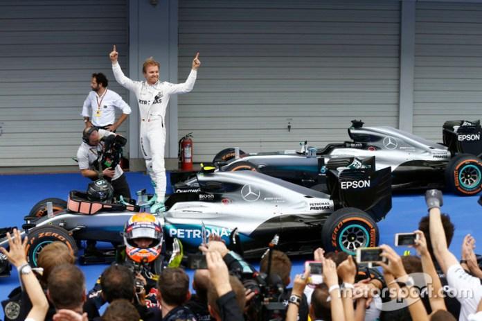 Lo último para Nico Rosberg