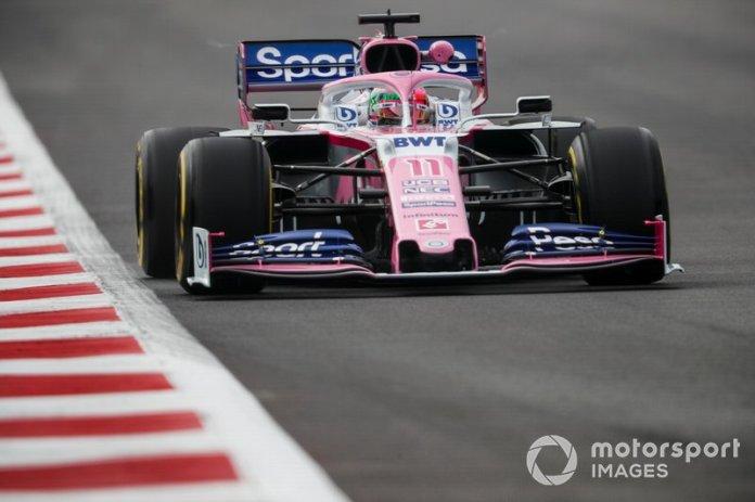 sSergio Perez, Racing Point RP19