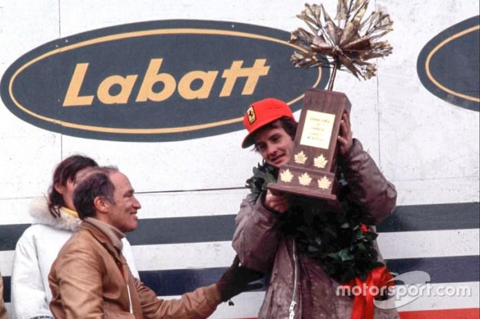 Gilles Villeneuve (6 victorias)
