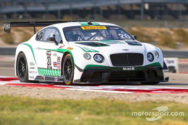 Guy Smith's podium finish highlights Bentley's Utah weekend