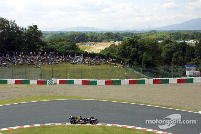 GP de Japón 2001
