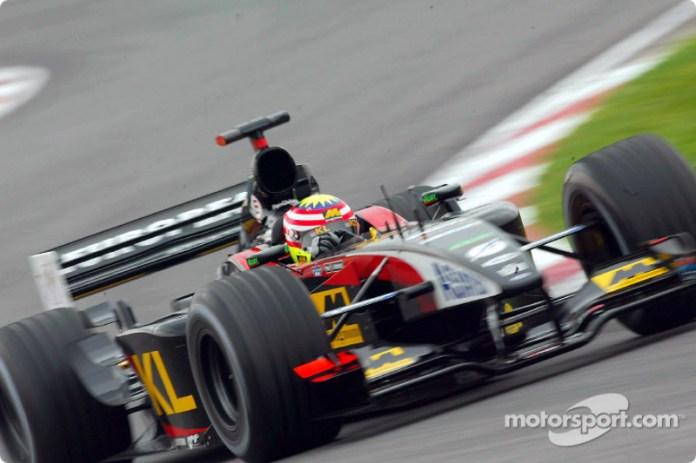 Alex Yoong - 14 grandes premios