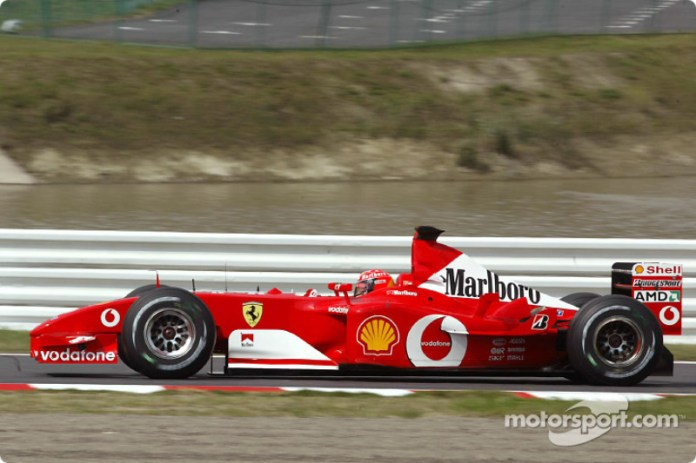 Más Pole Position en el mismo GP: 8