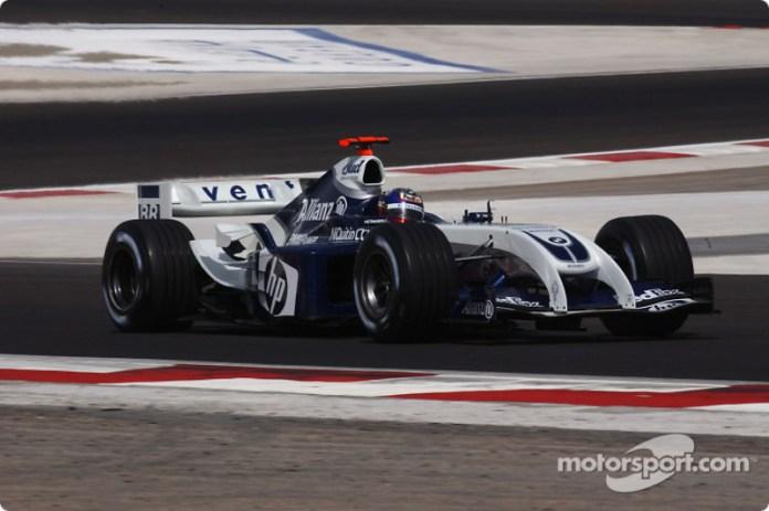 2004: Williams-BMW FW26