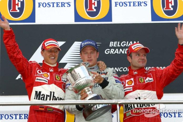 GP de Bélgica 2004