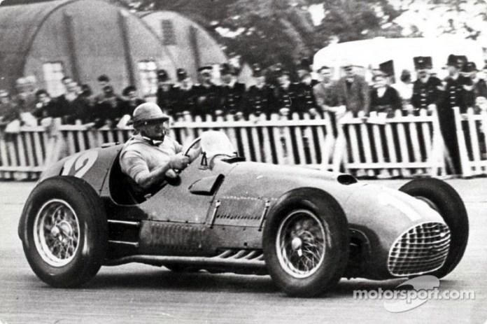 5: José Froilán González, Ferrari