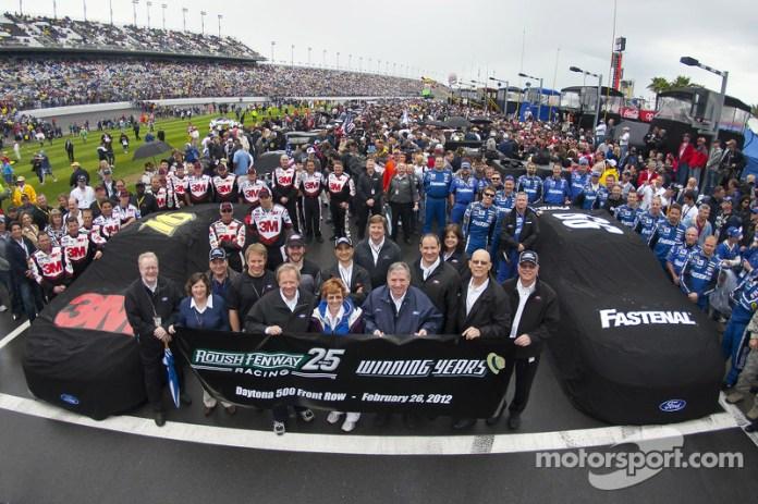 NASCAR Cup-Daytona 500 2012