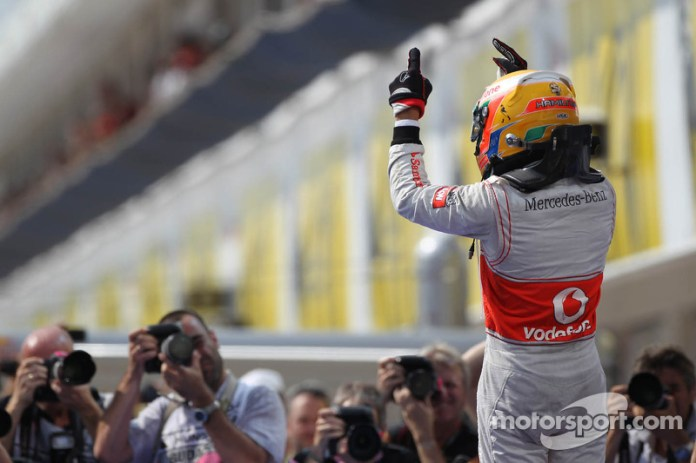 19- Gran Premio de Hungría 2012, McLaren
