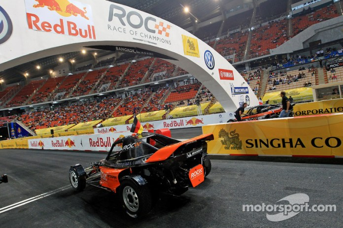 Race of Champions 2013