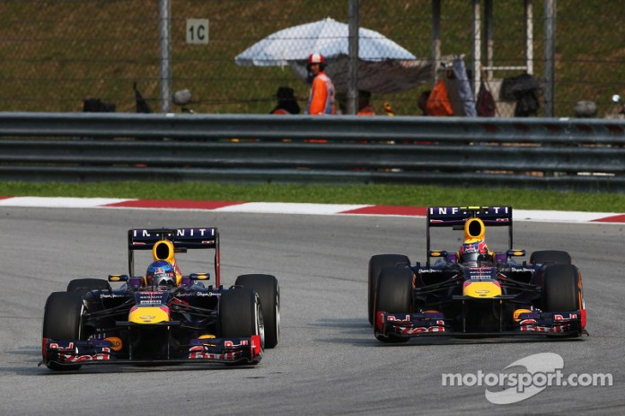 "Vettel, Webber y el ""Multi 21"", Malasia 2013"