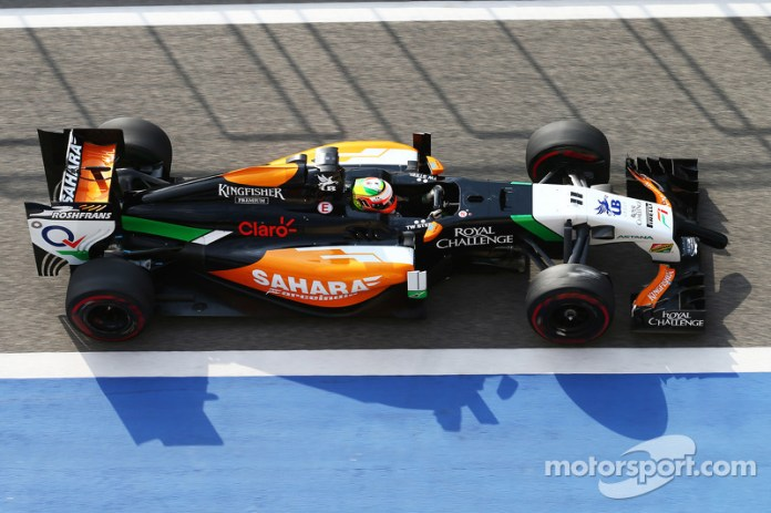2014-Sahara Force India-VJM07