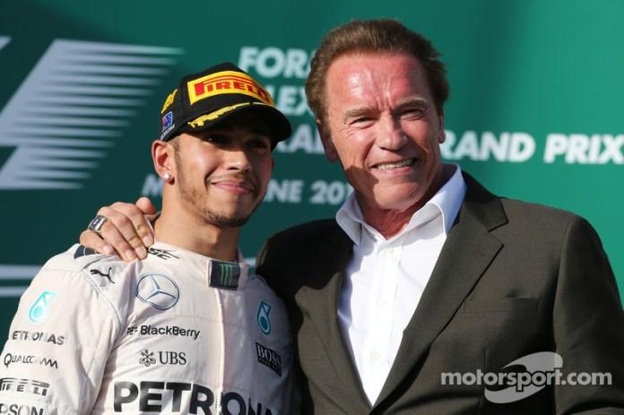 34- Gran Premio de Australia 2015, Mercedes