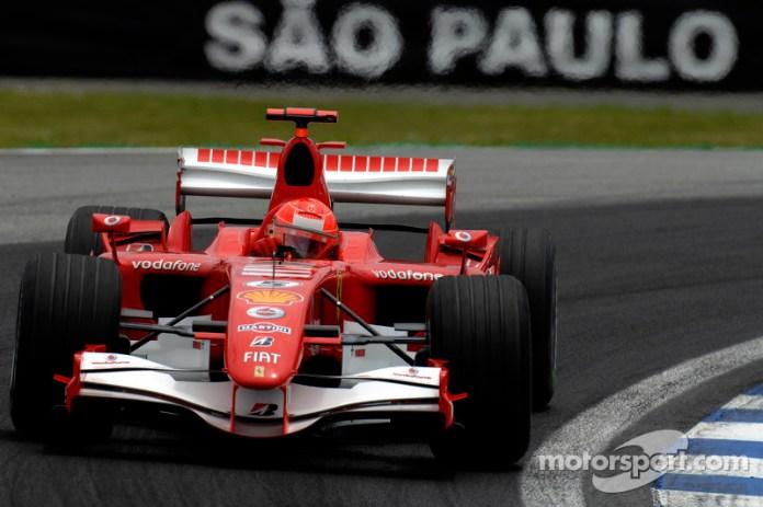 Mayor número de carreras con un mismo constructor: 181 con Ferrari