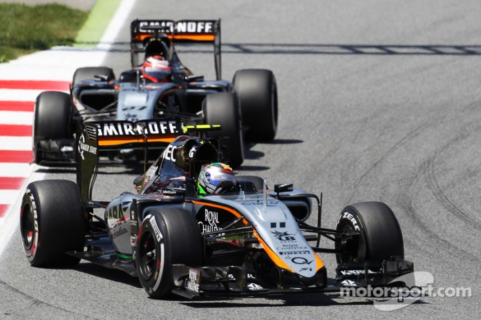 2015-Sahara Force India F1-VJM08