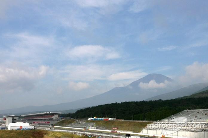 Primeras visitas a Fuji