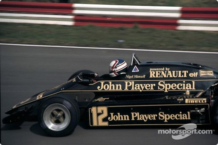 1983: Lotus-Renault 93T/92/94T