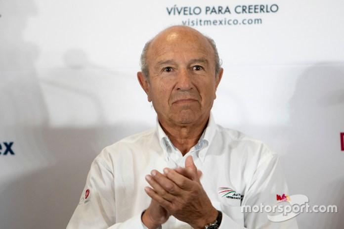 Jo Ramírez Delegado del GP de México