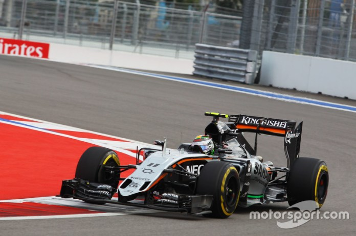 2015-Sahara Force India F1-VJM08B