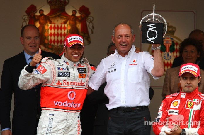 6- Gran Premio de Mónaco 2008, McLaren