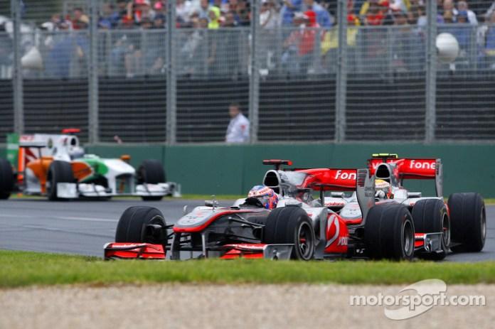 8.- Gran Premio de Australia 2010