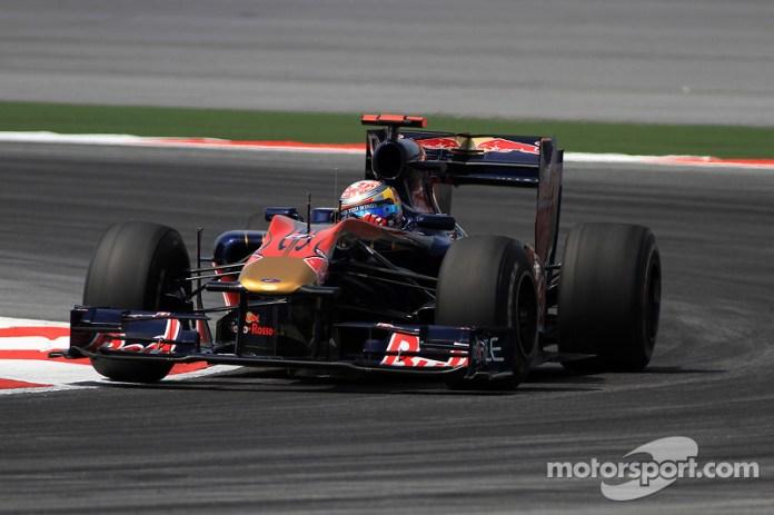 Sébastien Buemi - 1 GP liderado