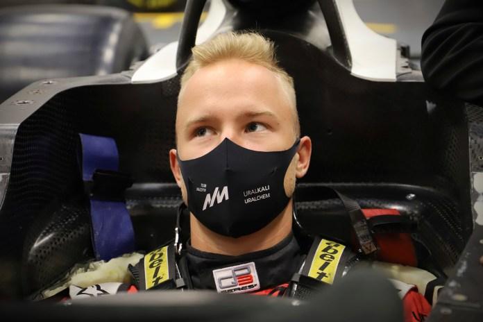 Nikita Mazepin, Vend i përshtatshëm për vendin e Ekipit Haas F1