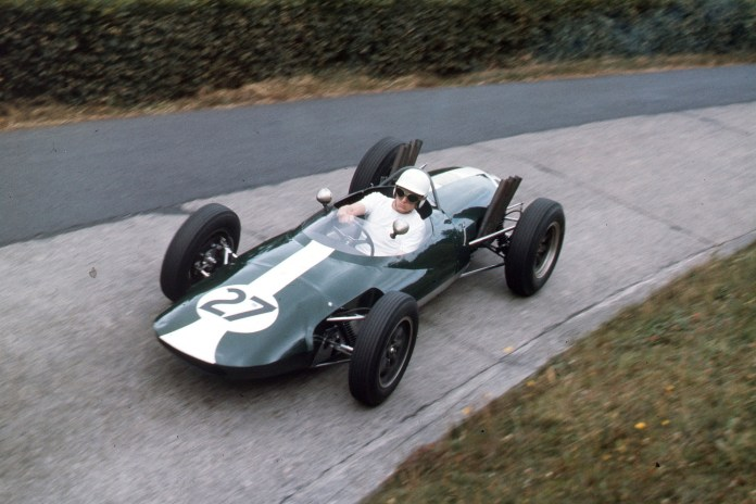 Keith Greene, 1962 Grand Prix i Gjermanisë
