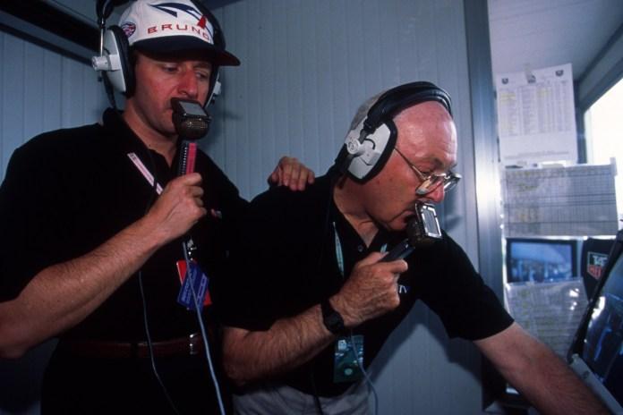 Martin Brundle, Murray Walker 1997