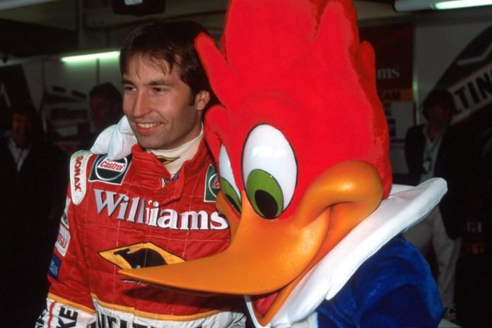 Heinz-Harald Frentzen, Woody Woodpecker 1998