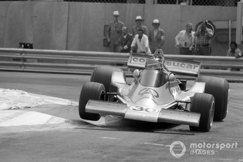 Emerson Fittipaldi, Fittipaldi FD04 Ford, 1976 Monaco GP, F1