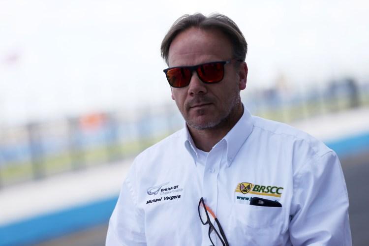 Michael Vergers, British GT driving standards adviser