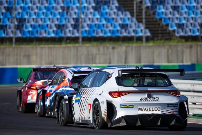 Mattias Ekstrom, Zengo Motorsport Cupra, Pure ETCR
