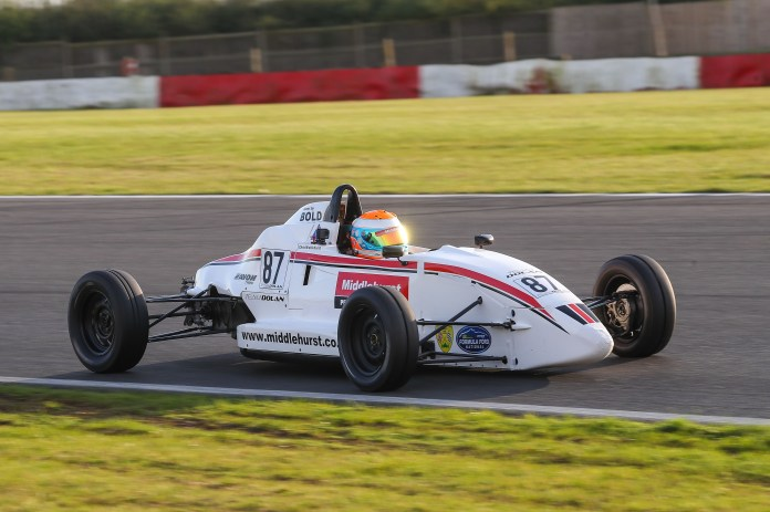 A dramatic National FF1600 decider ended with Middlehurst as champion