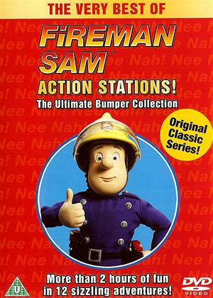 Rent Fireman Sam Action Stations 1987 Film
